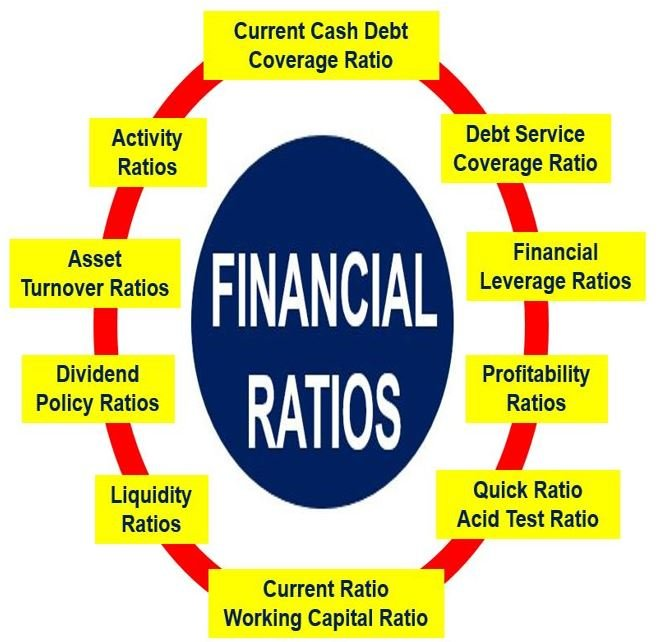 accounting ratios - definition and meaning