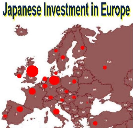 Japanese Investment in Europe