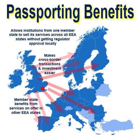 Passporting Benefits