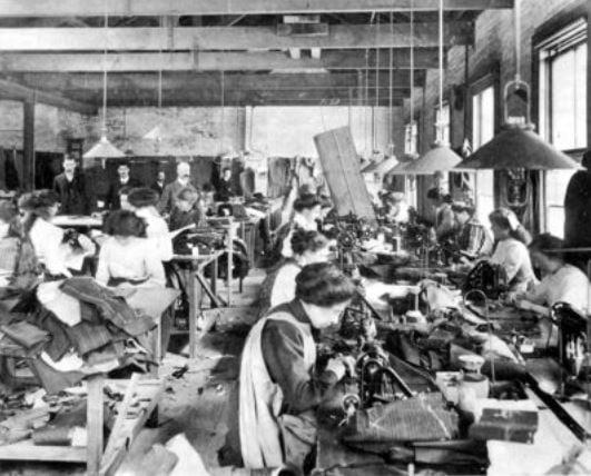 Sweatshop 1890