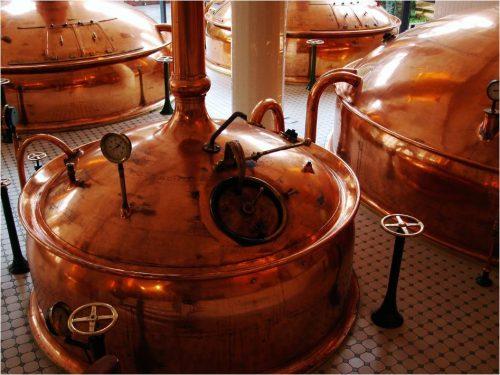 UK manufacturing brewing