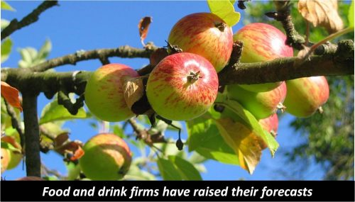 food and drink firms
