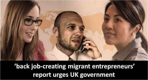 migrant entrepreneurs