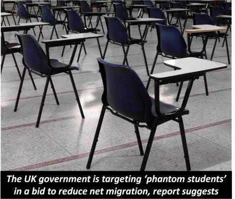 phantom students