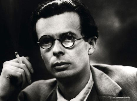 Aldous Huxley efficiency quote