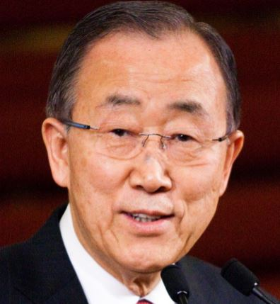 Ban Ki-moon International Trade quote