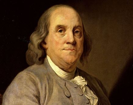 Benjamin Franklin arbitration quote