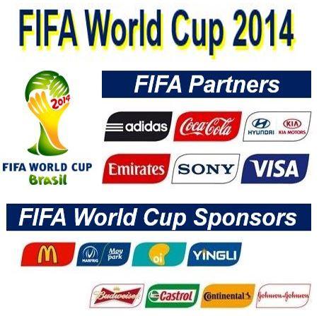 FIFA World Cup sponsor