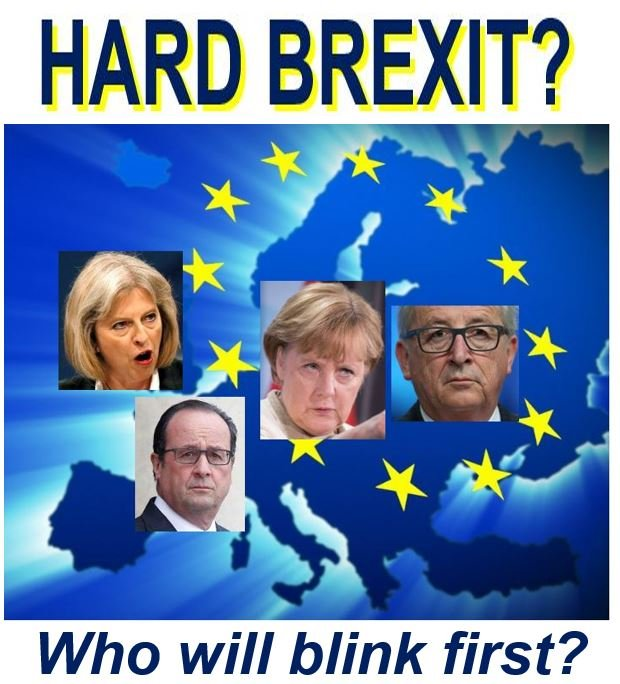 Hard Brexit who will blink first?