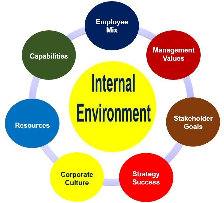 internal factors affecting business environment Conduct an internal and external factors analysis of  boeing is in a dramatically changed business environment  overview of internal factors affecting.