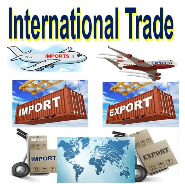 1) International Economics and Trade