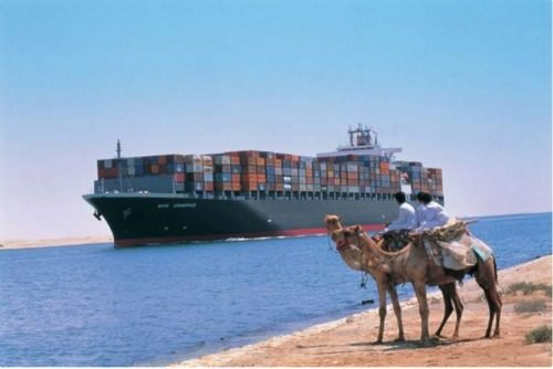 global shipping industry