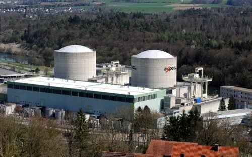 Beznau I nuclear reactor