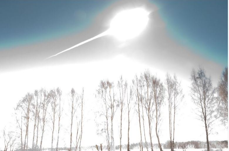 Chelyabinsk meteor not a killer asteroid