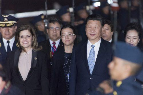 China president Xi Jinping APEC