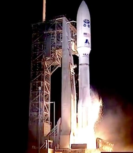 NOAA's GOES-R Launch Promises New Era in Weather Forecasting