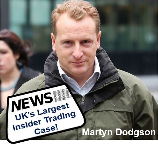 United Kingdom's largest insider trading case