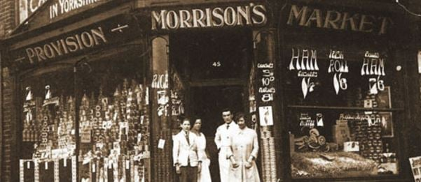 Morrisons early days