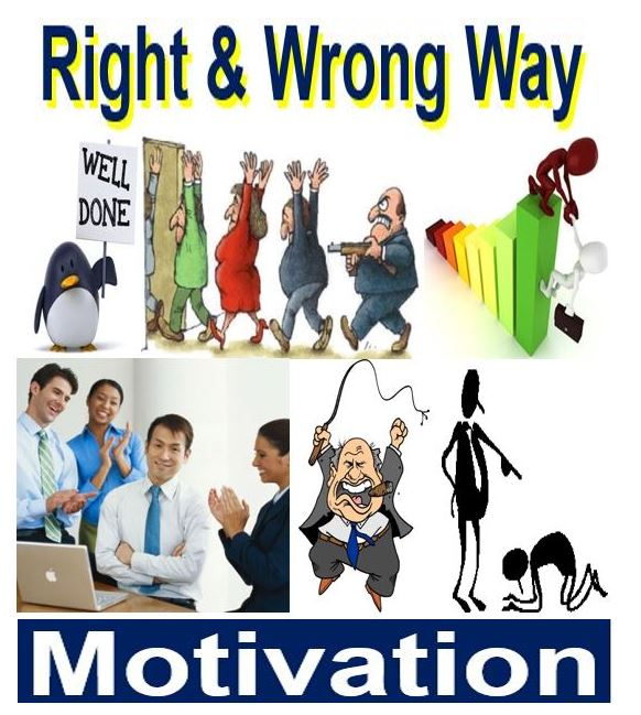 Motivation - the right and wrong way