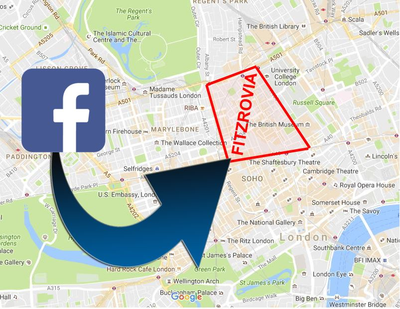 New Facebook London HQ