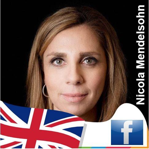 Nicola Mendelsohn, VP EMEA Facebook