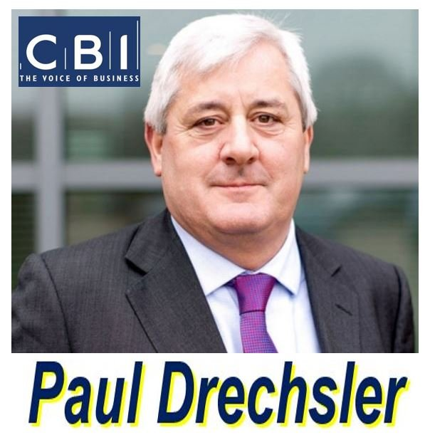 Paul Drechsler - President of CBI
