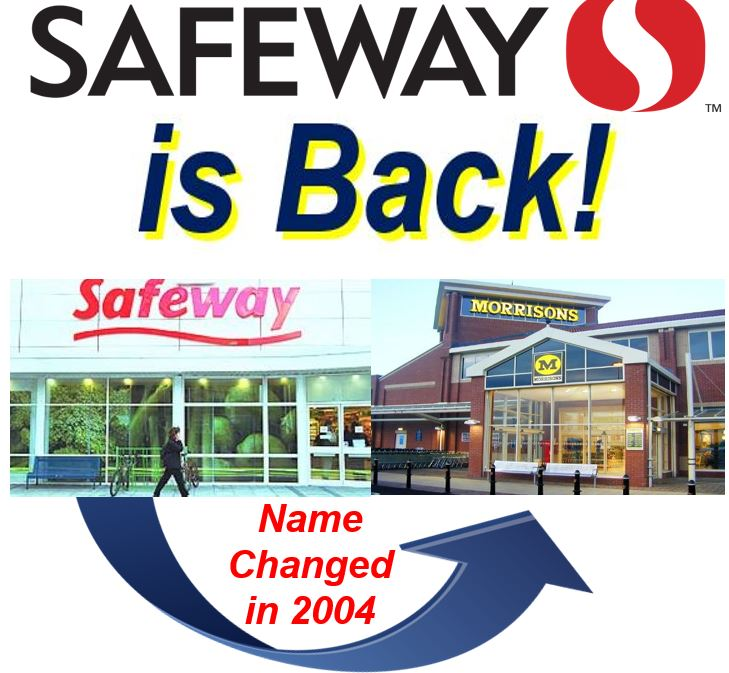 McColls, the convenience shop chain, has signed a new supply deal with Morrisons in a move that will resurrect the Safeway brand and spell further trouble for wholesalers Palmer & Harvey and Nisa.