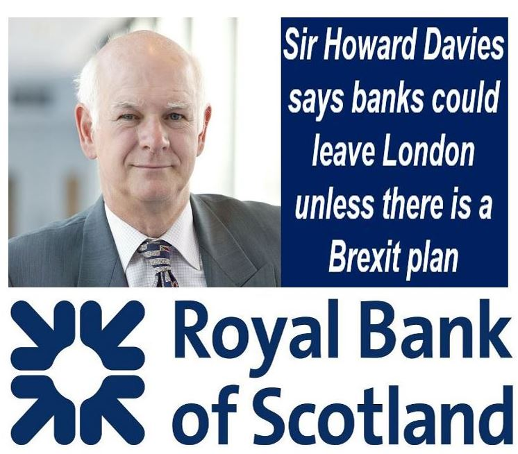 We need Brexit transitional deal says RBS Chairman
