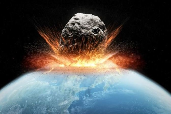 What is a killer asteroid?