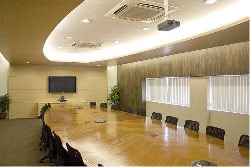 ethnic diversity boardroom