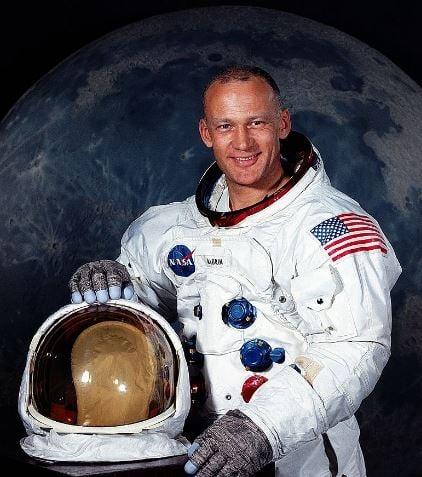 Buzz Aldrin - Competitive Advantage quote
