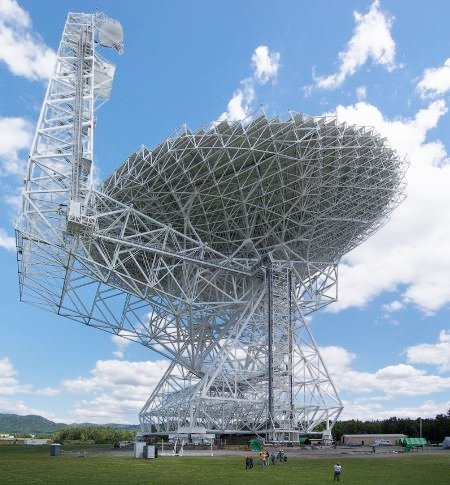 Green Bank Telescope Virginia