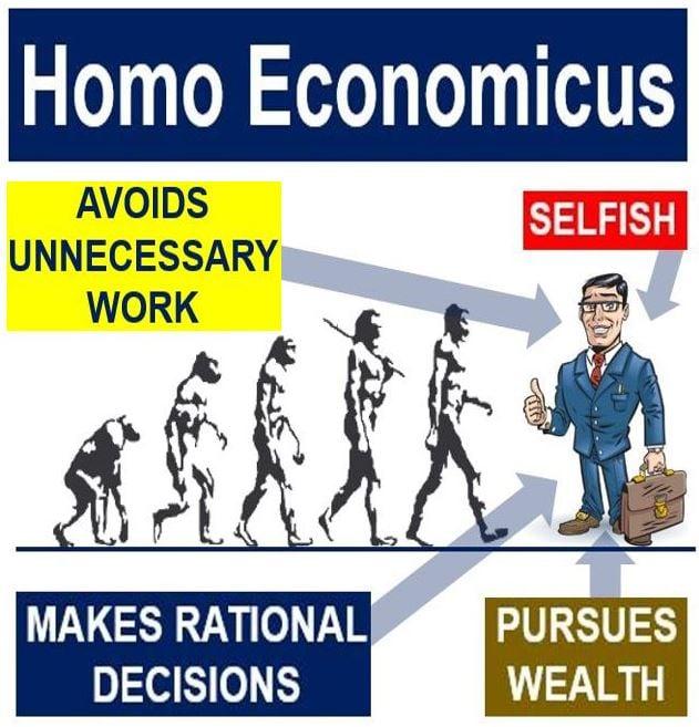 Homo Economicus Image