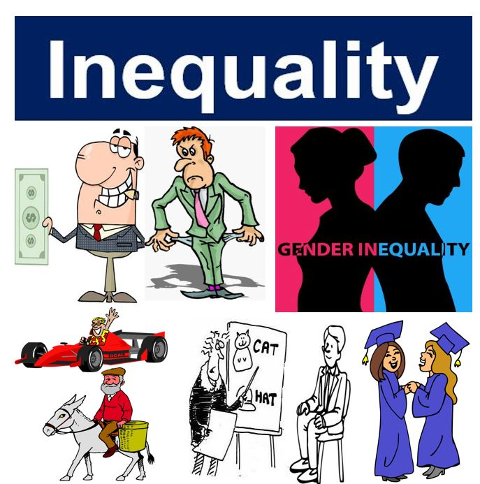 what do you mean by gender inequality 5 gender inequality gender inequality is not perpetuated exclusively through differential access to and control over material resources gender norms and stereotypes.