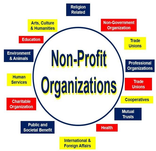 the role of non profit organizations in Nonprofit basics nonprofit corporations are entitled to grants but people and organizations that donate to the nonprofit can take a tax deduction for their contributions the directors' main role is to set policy for the nonprofit and oversee areas like finance.