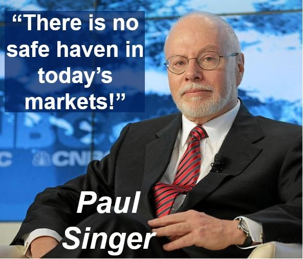Paul Singer safe haven quote