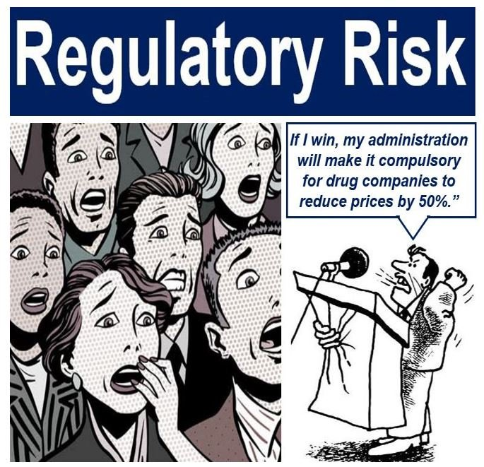 Regulatory risk