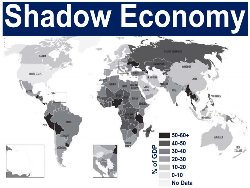 Shadow Economy - percentage of GDP