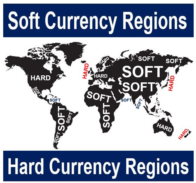 Soft Currency and Hard Currency regions