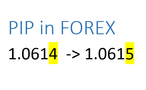 What is pips in forex