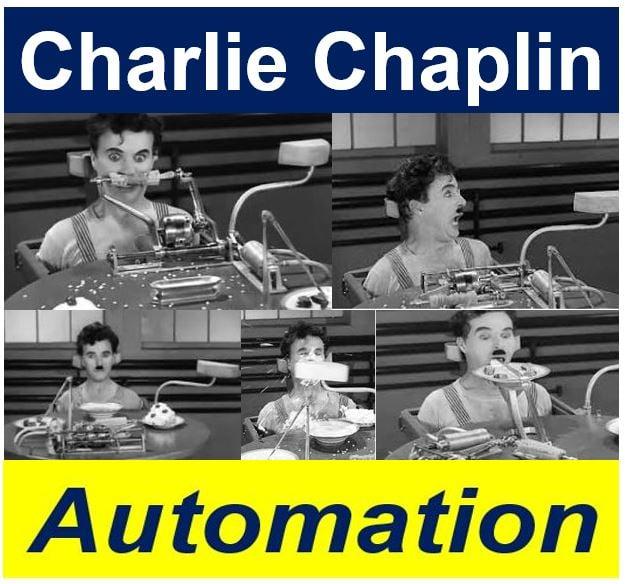 Charlie Chaplin Automation