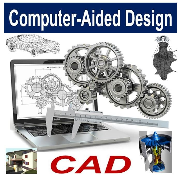 Computer Aided Design (CAD) writers help