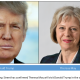 Theresa May will meet Donald Trump in the US this spring