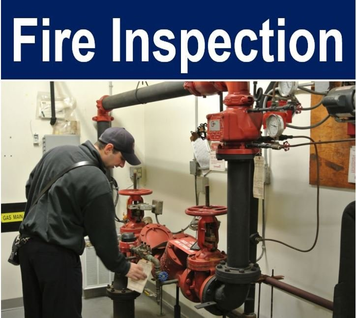 Fire inspection