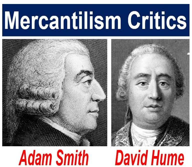 adam smith and mercantilism The state's regulation of external trade for the goals of national power in that period is known as mercantilism note the title of that work and compare it with adam smith's an inquiry into the nature and causes of the wealth of nations: website powered by mises institute donors.
