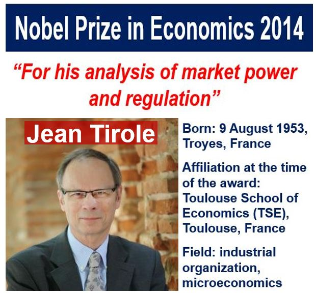 Nobel Prize in Economics 2014