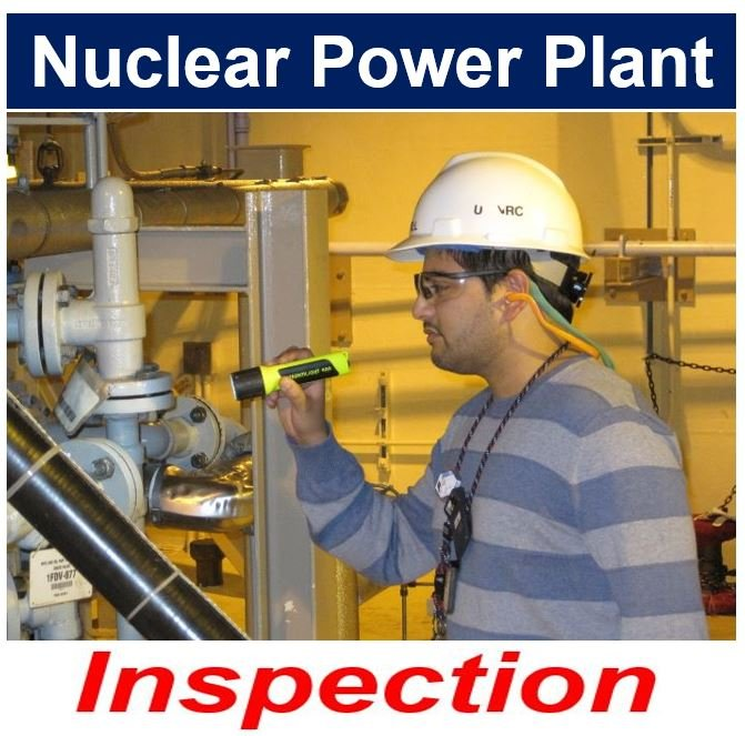 Nuclear Power Plant Inspection