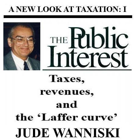 Taxes, revenues, and the Laffer Curve