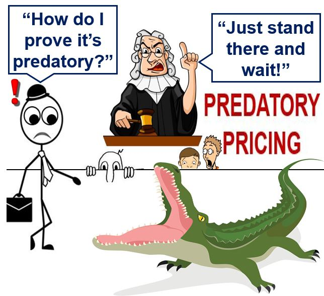 Predatory pricing court case