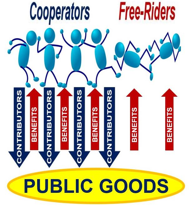 Public Goods and Free Riders